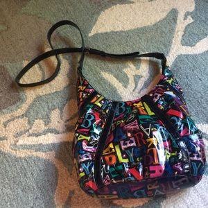 Multi-Colored Vera Bradley Cross-Body Bag